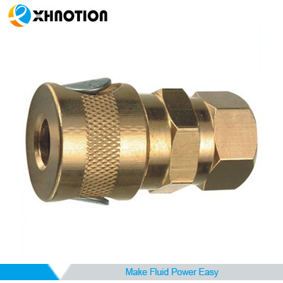 Australia Series Quick Coupling Female Socket Mechanism