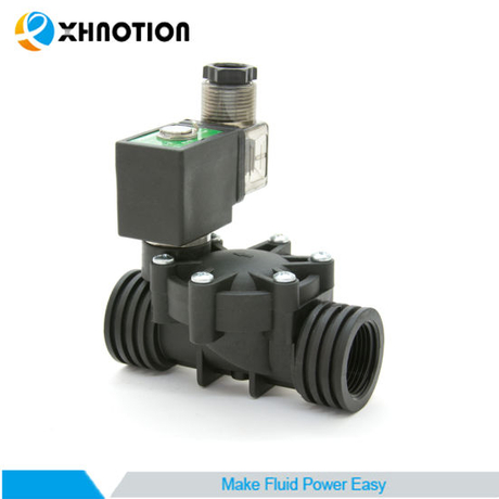 Xhnotion Dn20 Nylon Solenoid Valve for Irrigation