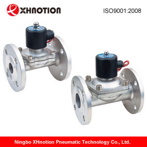 2W Series Flange Connection Solenoid Valve 2W350-35