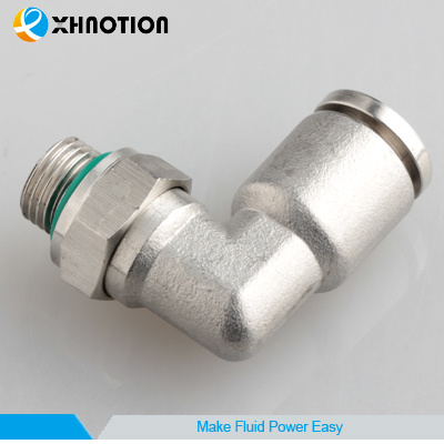 4-16mm Stainless Steel SS316 Pneumatic Fittings, Push to Connect Fittings