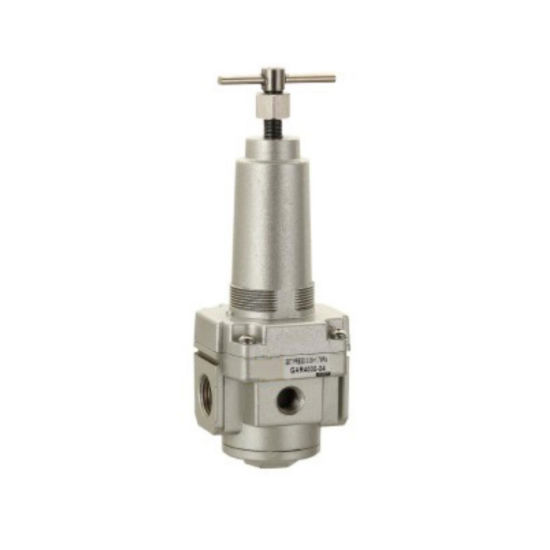 Xhnotion Pneumatic 17 Bar Aluminum Air Regulator F. R. L Unit.