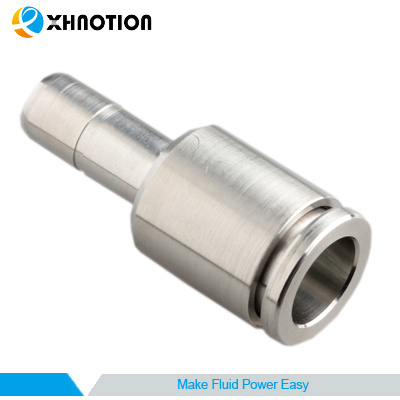 Push to Connect Fitting Stainless Steel Union Reducer 12mm Od Thread X 10mm Od Thread
