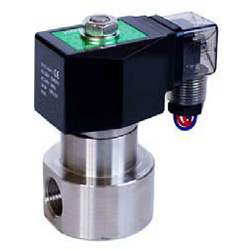 Xlg Series 250 Bar High Pressure Stainless Steel Solenoid Valve