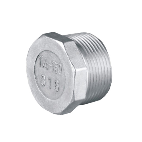 Stainless Steel Screw Pipe Fitting