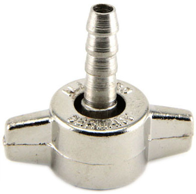 M16X1.5 Metal Swivel Wing Nut, Butterfly Nut for Pneumatic Inflation