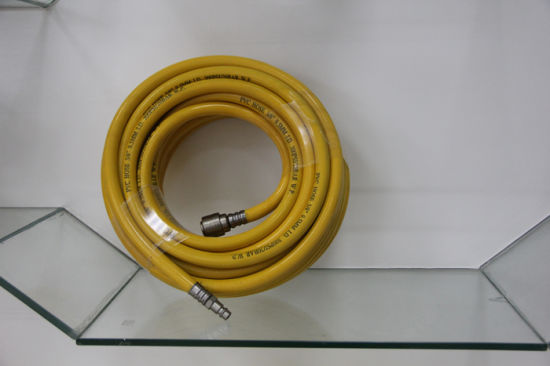 20 Bar PVC Air Hose with RoHS Certificate