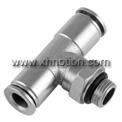Nickel Plated Brass Push-in Fittings