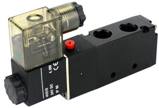 Air Control Solenoid Valve Manufacturer in China