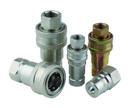 Hydraulic Quick Disconnect Fuel Coupling Supplier in China