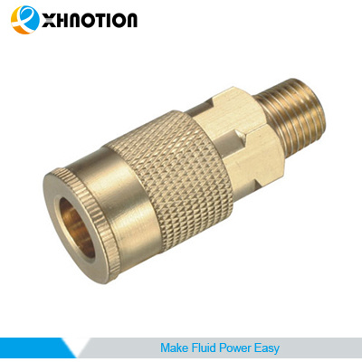 Xhnotion Automotive Industrial Type Quick Coupling Male Socket