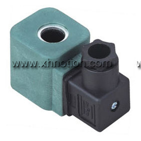Solenoid Coil for Pulse Bi-Stable Valve