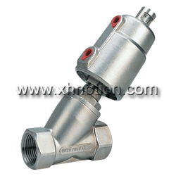 Ba Series Double Acting Angle Valve