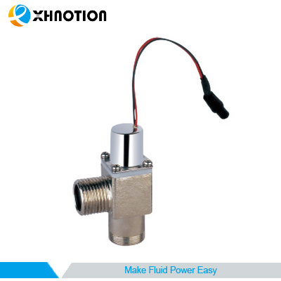 Ningbo Supplier Pilot Operated Brass Water Flow Control Pulse Solenoid Valve