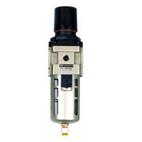 Pneumatic Compressed Air Filters Source Treatment Unit