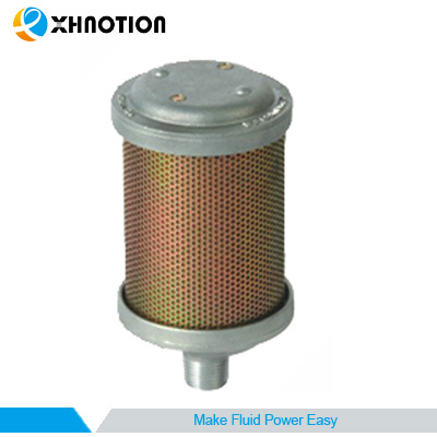 Compressor Muffler Silencer for Noise Dust Water