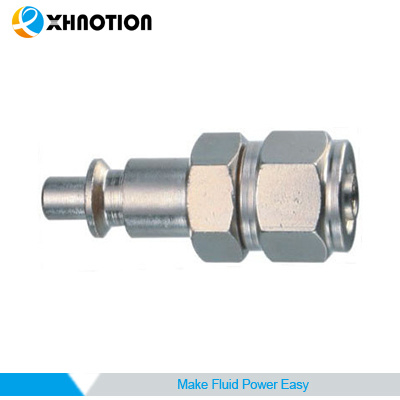 Xhnotion Ec Series Connector Compact Quick Coupling Hose Plug